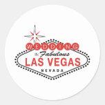 Las Vegas fabuloso que casa personalizable de la Etiqueta Redonda