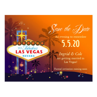 Las Vegas fabuloso que casa reserva las postales d