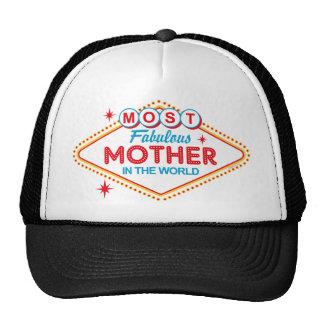 Las Vegas Fabulous Mom Mesh Hats