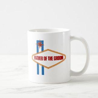 Las Vegas Father of the Groom Coffee Mug