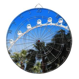Las Vegas Ferris Wheel 2 Dart Boards