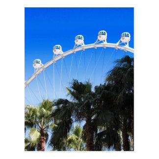 Las Vegas Ferris Wheel 2 Postcard