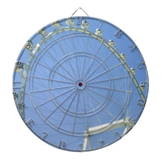 Las Vegas Ferris Wheel Dartboard With Darts