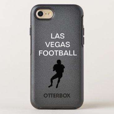 Las Vegas Football iphone cover