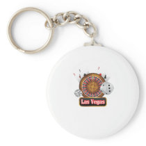 Las Vegas for Men Women and Kids Keychain