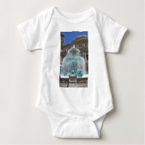Las Vegas Fountain Baby Bodysuit