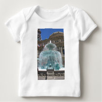 Las Vegas Fountain Baby T-Shirt