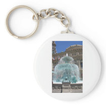Las Vegas Fountain Keychain