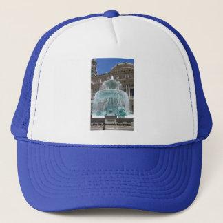 Las Vegas Fountain Trucker Hat