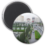 Las Vegas Fountains Hotels Casinos Caesars Palace Refrigerator Magnets