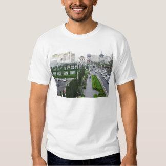 Las Vegas Fountains Hotels Casinos Caesars Palace T Shirt