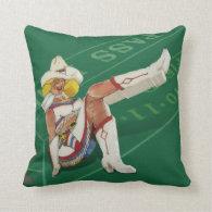 Las Vegas, Fremont Street - Glitter Gultch Gal Pillows