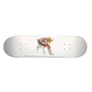 Las Vegas Gal Skateboard Deck