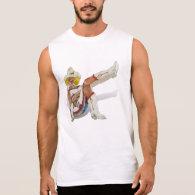 Las Vegas Gal Sleeveless Shirt