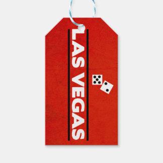 Las Vegas Gift Tag