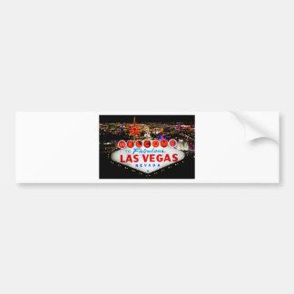 Las Vegas Gifts Bumper Sticker