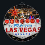 "Las Vegas Gifts Dartboard With Darts<br><div class=""desc"">A special gift from Las Vegas,  Nevada,  USA.</div>"