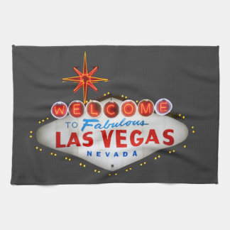 Las Vegas Gifts Hand Towel