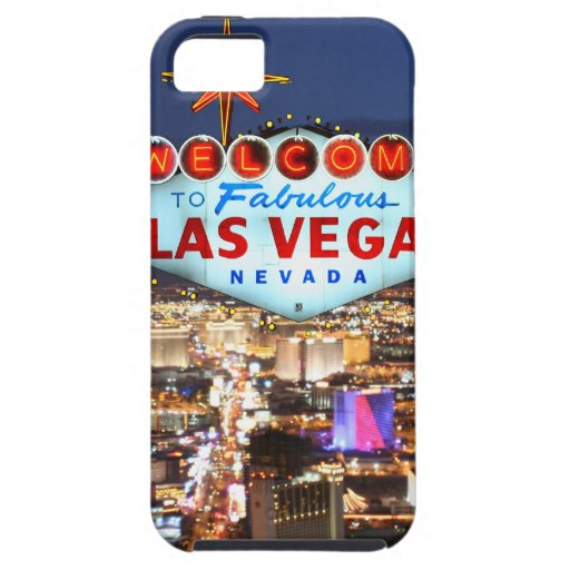 Las Vegas Gifts iPhone 5 Cover