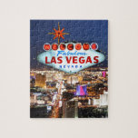 """Las Vegas Gifts Jigsaw Puzzle<br><div class=""""desc"""">A special gift from Las Vegas,  Nevada,  USA.</div>"""