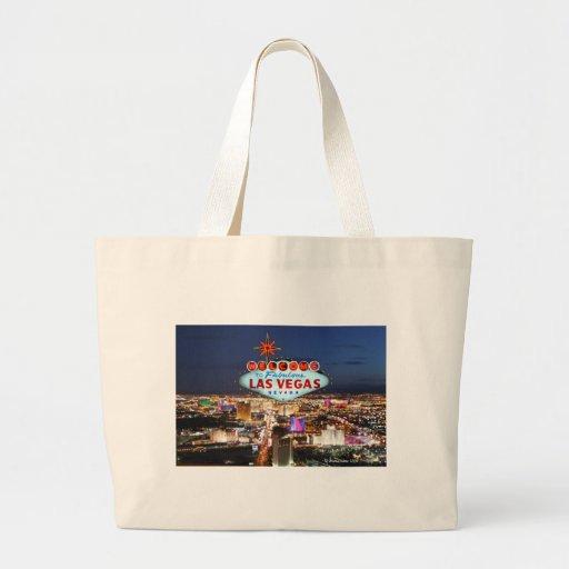 Las Vegas Gifts Jumbo Tote Bag