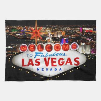 Las Vegas Gifts Kitchen Towel