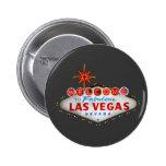 Las Vegas Gifts Pinback Button