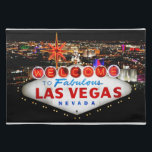 """Las Vegas Gifts Placemat<br><div class=""""desc"""">A special gift from Las Vegas,  Nevada,  USA.</div>"""
