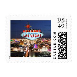Las Vegas Gifts Postage