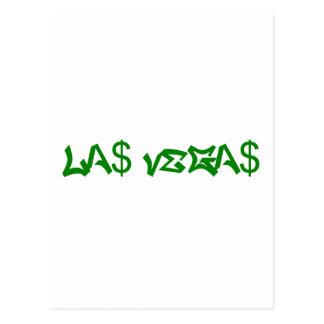 Las Vegas Gifts Postcard
