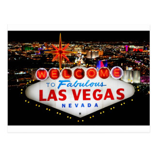 Las Vegas Gifts Post Card
