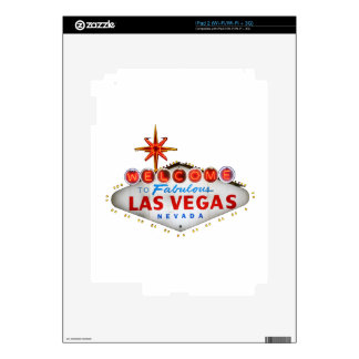 Las Vegas Gifts Skin For The iPad 2