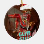 Las Vegas Glitter Gulch Christmas Christmas Tree Ornaments