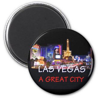 LAS VEGAS Great City Magnet