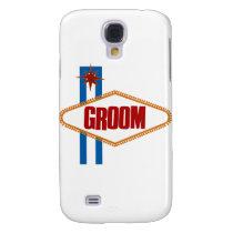 Las Vegas Groom Galaxy S4 Cover