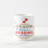 Las Vegas Groom Mug