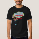 Las Vegas Groom Tee Shirt