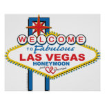 Las Vegas Honeymoon Posters