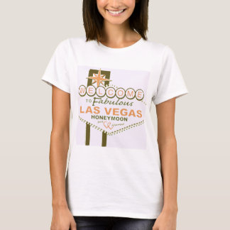Las Vegas Honeymoon T-Shirt