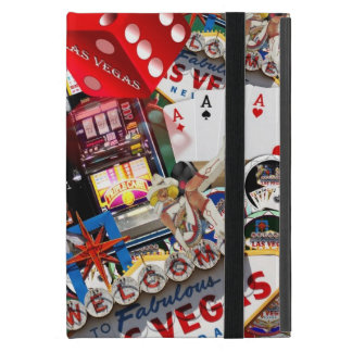 Las Vegas Icons - Gamblers Delight Cover For iPad Mini