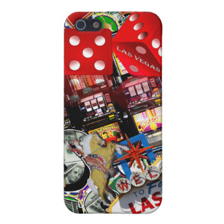 Las Vegas Icons - Gamblers Delight Cover For iPhone SE/5/5s
