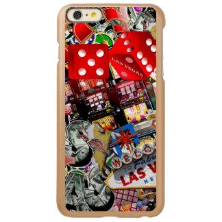 Las Vegas Icons - Gamblers Delight Incipio Feather® Shine iPhone 6 Plus Case