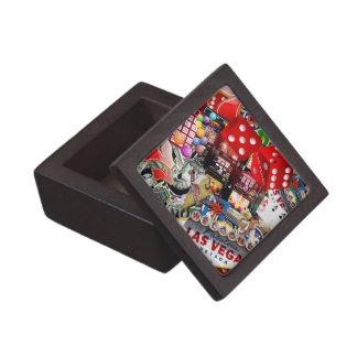 Las Vegas Icons - Gamblers Delight Jewelry Box