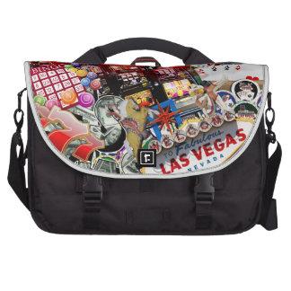 Las Vegas Icons - Gamblers Delight Laptop Bags