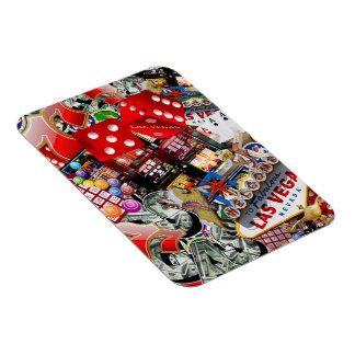 Las Vegas Icons - Gamblers Delight Magnet