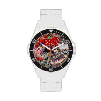 Las Vegas Icons - Gamblers Delight Wristwatch