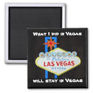 Las Vegas Innuendo Magnet
