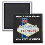 Las Vegas Innuendo Refrigerator Magnets