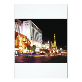 Las Vegas Invitation for you to edit
