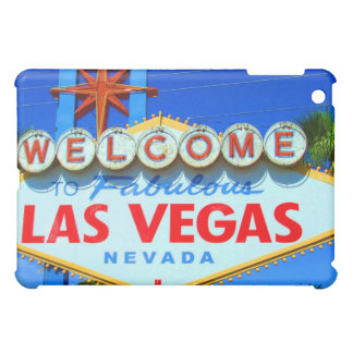 Las Vegas Ipad Case - Welcome to Las Vegas Sign